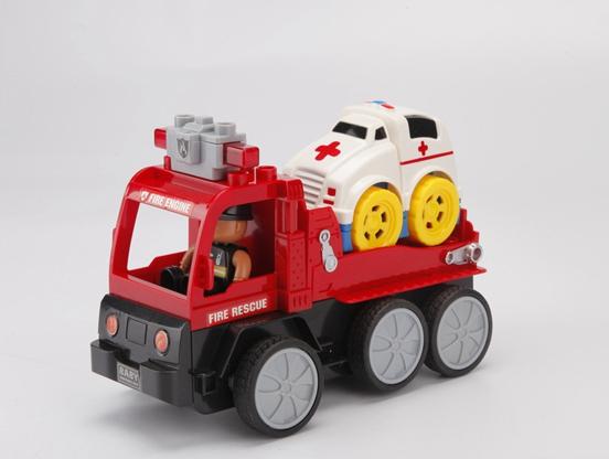 玩具类产品成功案例
