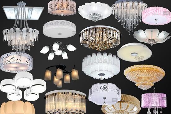 灯具类产品成功案例
